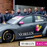 Dave Newsham & crew BTCNor;lin BTCC Brands Hatch GP 2017